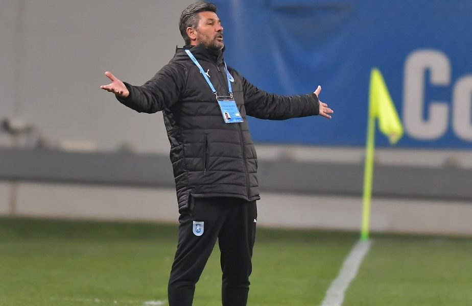 """Universitatea Craiova – Sepsi 0-0. Marinos Ouzounidis a răbufnit: """"Avem probleme multe în atac!"""". Mesaj categoric pentru jucătorii săi: """"Asta ne lipseşte!"""""""