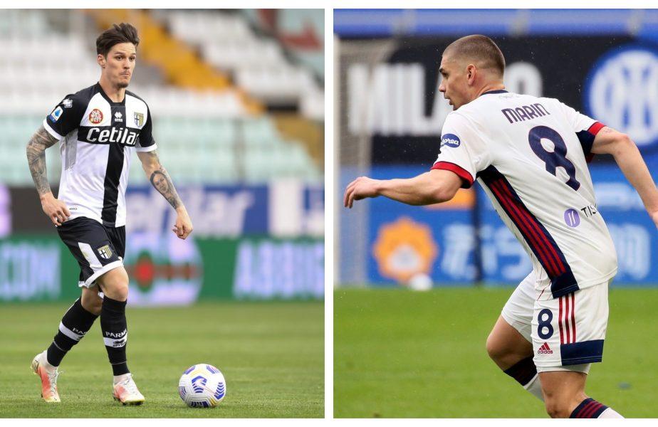 Cagliari – Parma 4-3 | Ce scriu italienii după nebunia de meci cu Dennis Man și Răzvan Marin printre marcatori. Au primit printre cele mai mari note