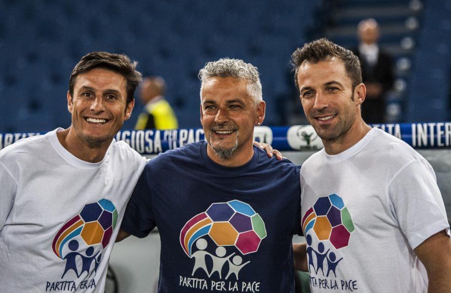 EXCLUSIV AS.ro LIVE | Dezvăluirile lui Luigino Pellegrini! Motivul pentru care Roberto Baggio a plecat de la Juventus! Transferul la Milan s-a făcut la 4 dimineața, acasă la Galliani
