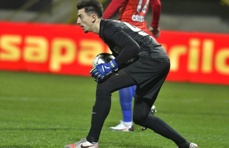 Surpriză de proporţii înainte de FCSB – FC Botoşani. Andrei Vlad nu este în lot. Straton, titular în primul meci din play-off. Reacţia lui Toni Petrea