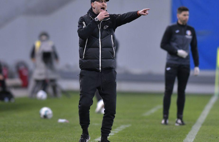 """Edi Iordănescu a rămas fără voce după CFR Cluj – Clinceni 3-0: """"M-a rugat pe mine să vin!"""" Mesaj pentru rivalele la titlu: """"Punem presiune şi asta contează"""""""
