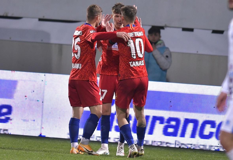 """FCSB – Botoşani 2-1. Pap le-a """"păpat"""" meciul! Octavian Popescu, gol mondial. Panţîru, reuşită a la Inzaghi. Echipa lui Petrea rămâne lider. Cum arată clasamentul"""