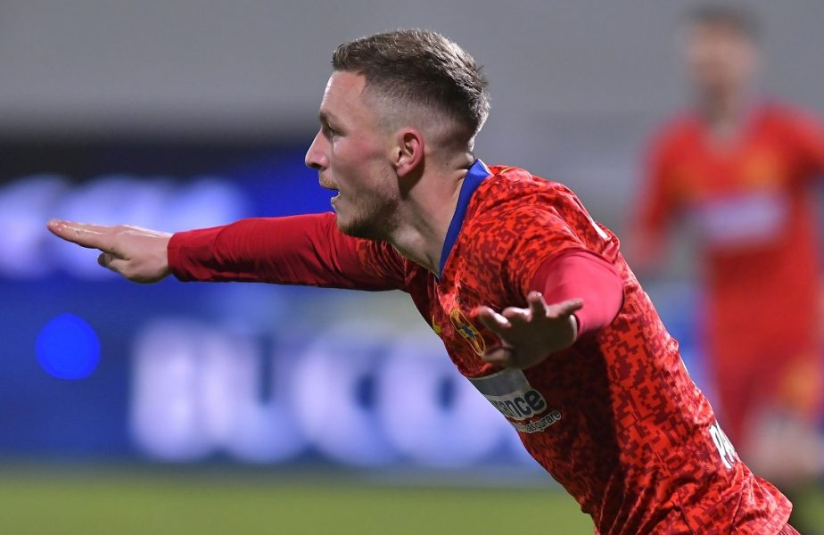 """FCSB – FC Botoşani 2-1. Ionuţ Panţîru, mesaj pentru Gigi Becali: """"Îmi dau viaţa pentru echipă!"""". Fundaşul o avertizează pe rivala CFR: """"Nu renunţăm niciodată!"""""""