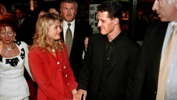 Unde a fost surprinsă Corinna, soţia lui Michael Schumacher, după decizia radicală luată