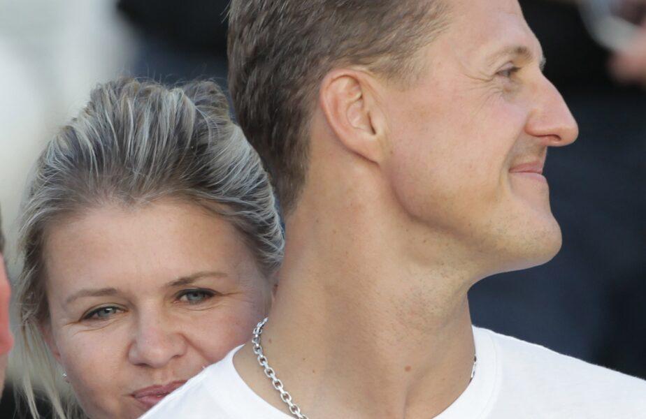 """Motivul pentru care soţia lui Michael Schumacher a luat o decizie tulburătoare, la 7 ani şi jumătate după teribilul accident: """"Aveam 30 de ani şi a mers cu mine! A făcut totul!"""""""