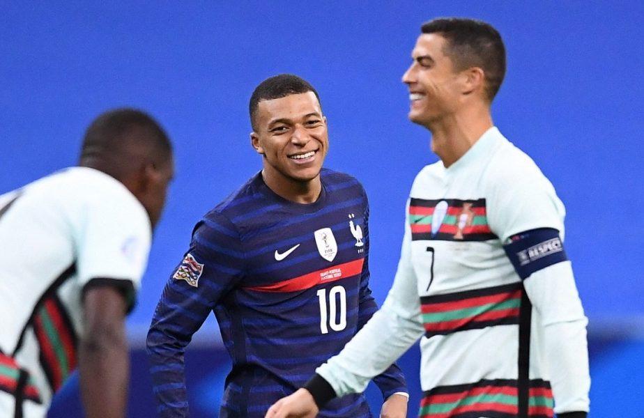 """Florentino Perez a vorbit despre posibilele veniri ale lui Cristiano Ronaldo şi Mbappe la Real Madrid. """"Trebuie să ne mişcăm!"""""""