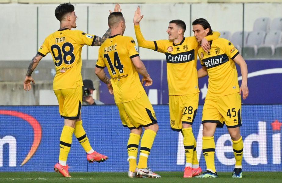 """Dennis Man şi Valentin Mihăilă, cu gândul la un succes uriaş în faţa lui Ronaldo: """"E un meci la care visează toți de când sunt copii!"""" Radu Drăguşin ratează Juventus – Parma"""