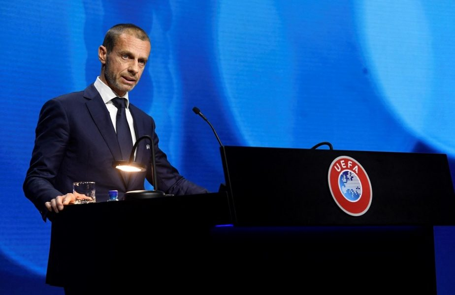 Super Liga Europei | Planul de 7 miliarde de euro cu care ripostează UEFA. PSG a copiat-o pe Bayern şi susţine Champions League