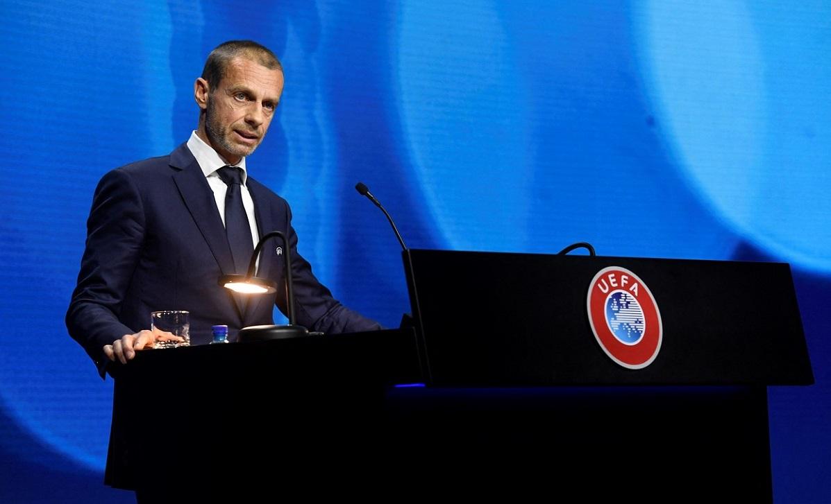 Aleksander Ceferin, preşedinte UEFA