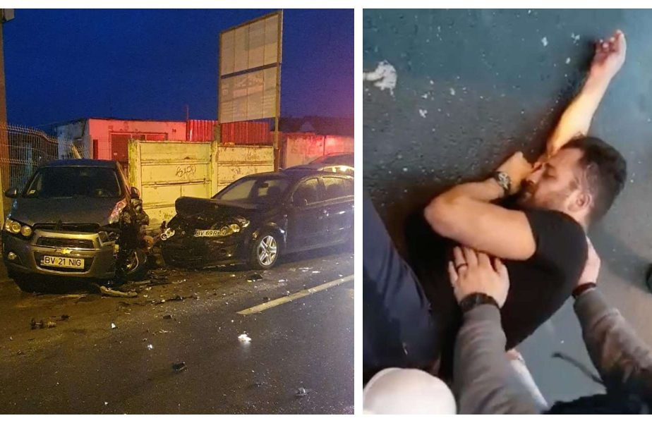 Ce s-a întâmplat cu fiul milionarului român care s-a urcat beat la volan şi a lovit 12 maşini în Braşov