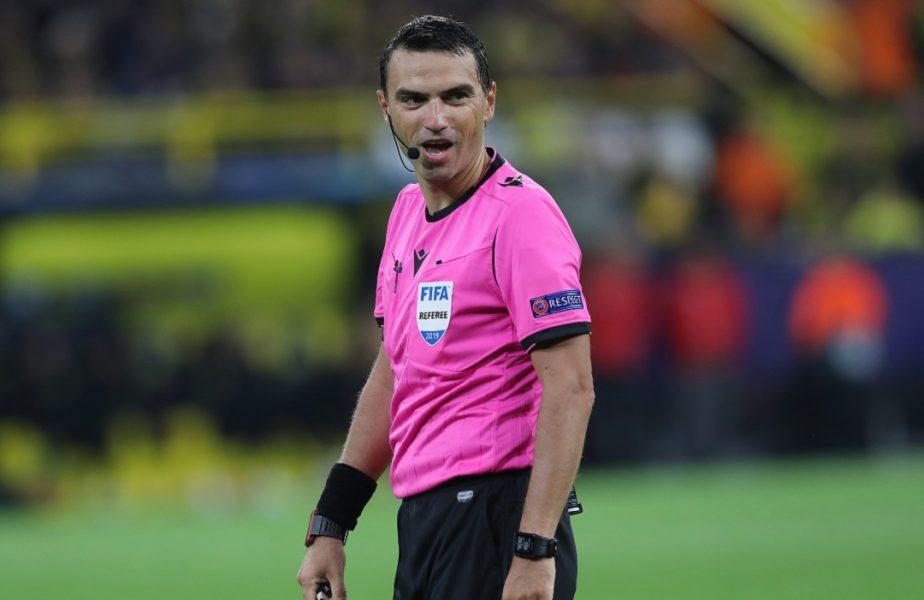 EURO 2020 | Premieră pentru România! Avem două brigăzi de arbitri la european! Octavian Șovre, lăsat pe din afară de UEFA