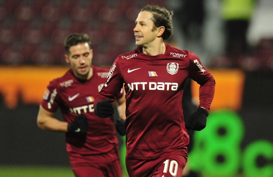 """Sepsi – CFR Cluj 0-1   """"Ştiam că va fi un meci urât şi că vom câştiga aşa"""". Ciprian Deac a dezvăluit """"secretul"""" campioanei. """"Ciocu' mic şi muncă multă!"""""""