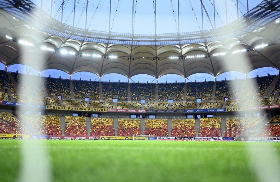 VIDEO | Gazon nou pe Arena Naţională, cu 50 de zile înainte de EURO 2020. Bucureştiul, pregătit să găzduiască cele patru meciuri de la turneul final!