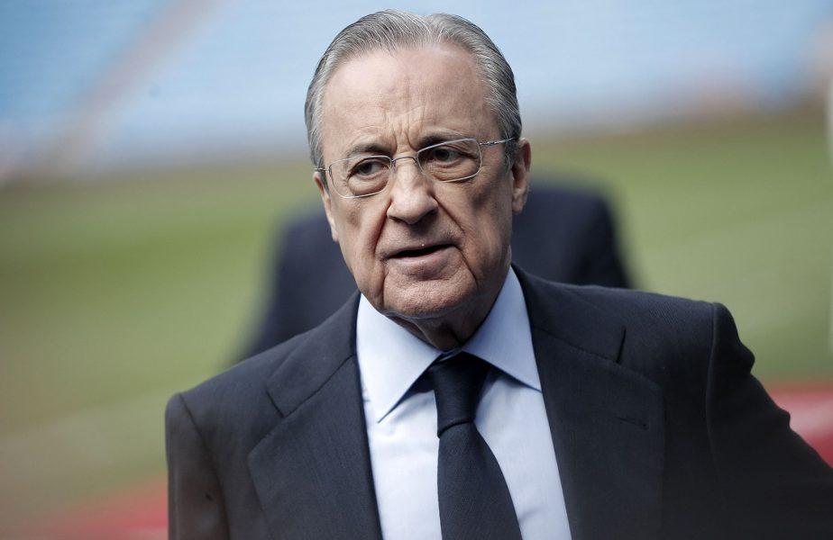 """Florentino Perez anunţă că Super Liga Europei încă are viitor. Atac la UEFA şi FIFA: """"Parcă am dat drumul unei bombe atomice sau am fi ucis pe cineva!"""""""