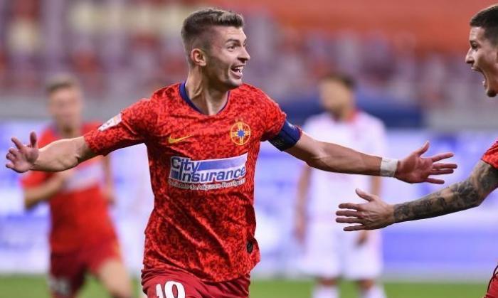 """""""Avem o şansă mare la titlu!"""" Florin Tănase a prins aripi după dubla din Academica Clinceni – FCSB 0-2. Se teme de arbitraj înaintea partidei cu Sepsi: """"Va fi dificil dacă le vor permite asta"""""""