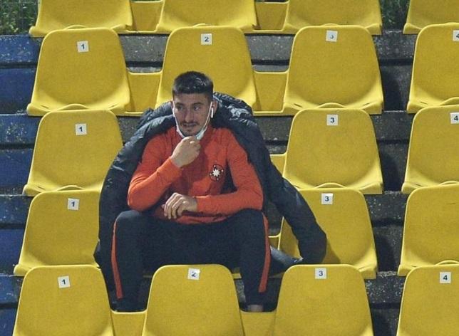 Imagini uluitoare în Academica Clinceni – FCSB 0-2! Iulian Cristea a izbucnit în plâns după ce a fost schimbat de Toni Petrea. Explicaţiile antrenorului
