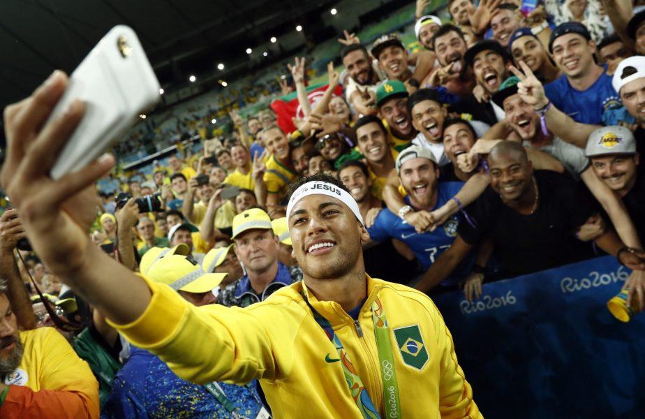 """Neymar, cerut de întreaga Brazilie la Jocurile Olimpice! """"E principalul jucător brazilian în activitate"""""""