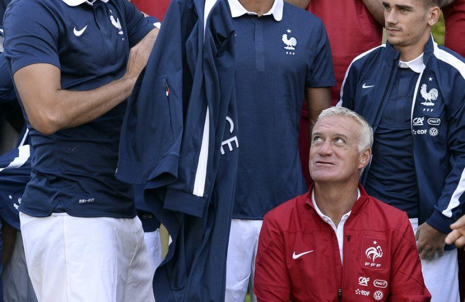 """Președintele nu l-a mai vrut! """"Benzema n-a ucis pe nimeni ca să nu mai fie convocat cu Franța!"""""""