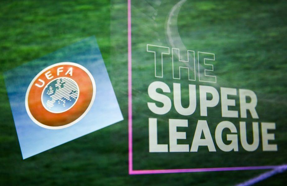 Comitetul Executiv al UEFA a decis! Vestea primită de cluburile care au înfiinţat Super Liga Europei. Hotărâre finală şi în privinţa semifinalelor Champions League