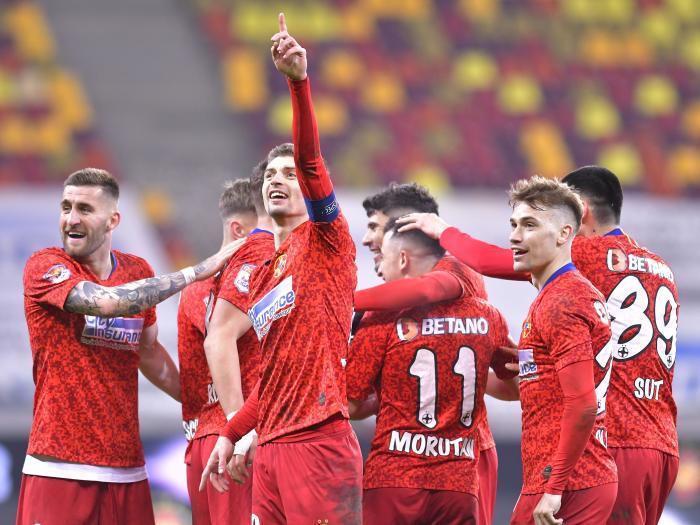 Florin Tănase poate deveni cel mai bun marcator, într-un sezon de Liga 1, din ultimii 20 de ani! Cine deține recordul și topul golgheterilor