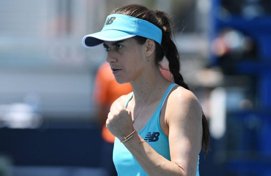 Sorana Cîrstea, în semifinalele de la Istanbul după abandonul Fionei Ferro. Cu cine se bate pentru finală