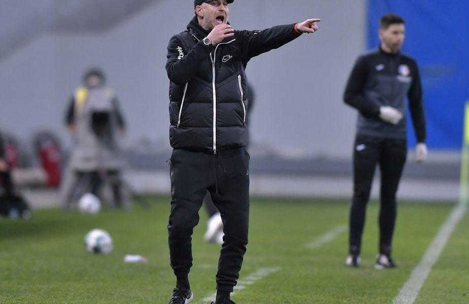 """Edi Iordănescu, ironii la adresa celor de la FCSB: """"Mă aşteptam să îl văd imobilizat pe Moruţan sau la recuperare la Băile Felix"""""""