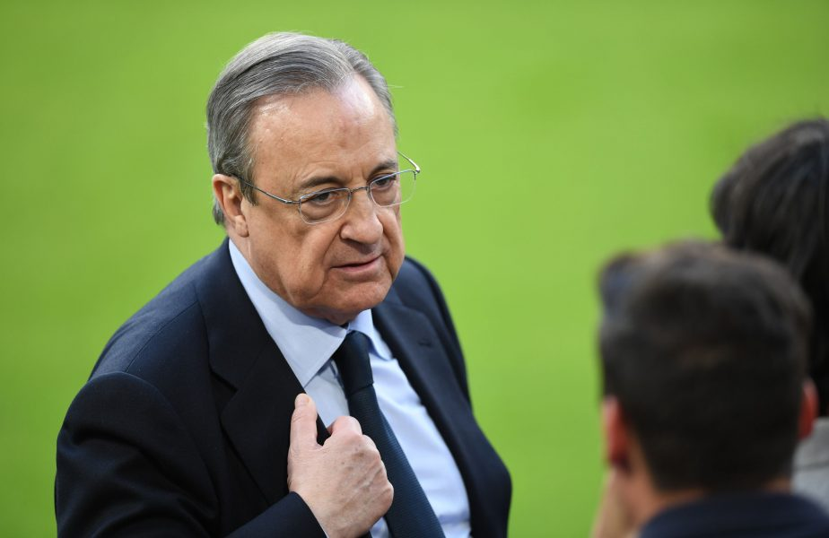 """""""Proiectul Super Ligii este cea mai bună soluţie!"""" Florentino Perez, un nou răspuns pentru contestatari: """"Fotbalul este afectat şi trebuie să ne adaptăm!"""""""