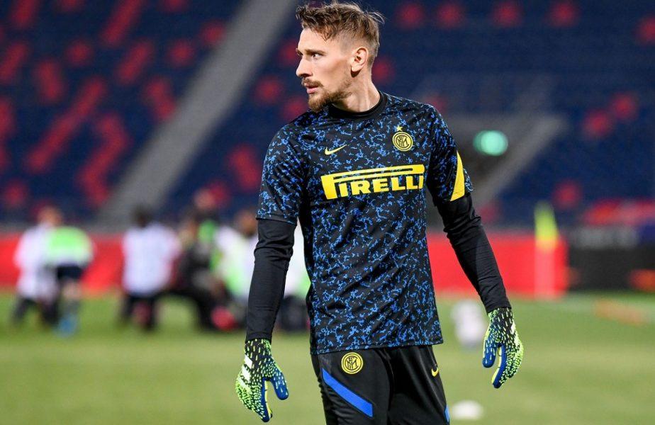 Ionuţ Radu, destinaţie surpriză! Ofertă de ultimă oră pentru internaţionalul român. Poate fi adversarul lui Inter din următorul sezon