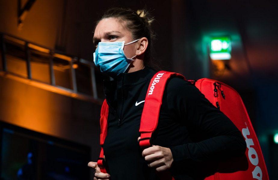 Simona Halep – Aryna Sabalenka 3-6, 2-6. Românca a ratat, pentru a treia oară, calificarea în finala de la Stuttgart. Meci perfect făcut de Sabalenka!