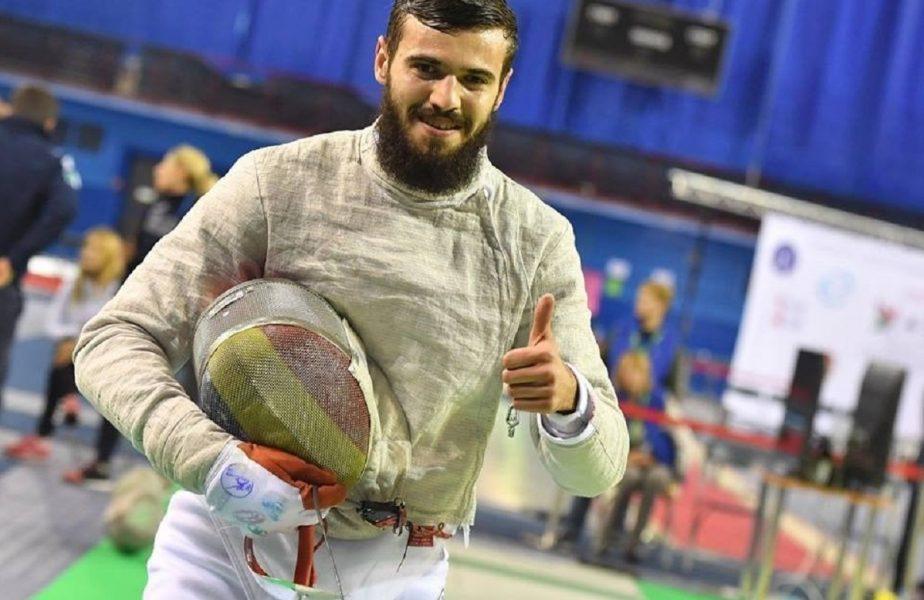 """Încă un român s-a calificat la Jocurile Olimpice de la Tokyo! """"Felicitări ţie şi antrenorilor tăi! Team România e mândră de voi!"""""""
