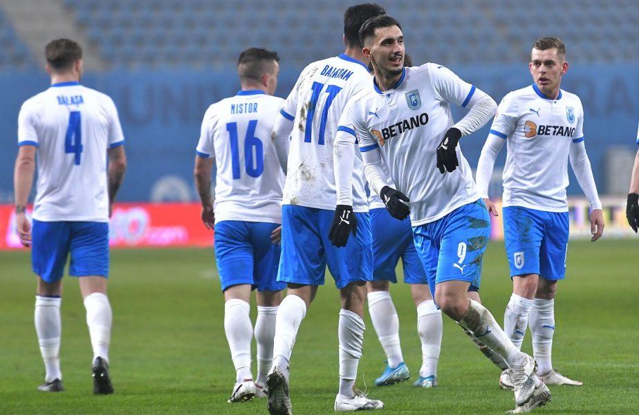 """CFR Cluj – Universitatea Craiova 1-2. Marcatorii oltenilor, mesaj pentru Ouzounidis: """"Aşa trebuie să jucăm!"""". Ivan şi Tudorie o avertizează pe FCSB: """"Vom da totul!"""""""