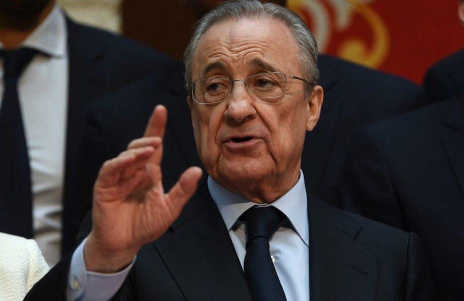 """Un fost jucător uriaș a aruncat bomba: """"Super Liga NU a murit!"""". Amenințări pentru UEFA: """"Florentino Perez nu este un prost"""""""