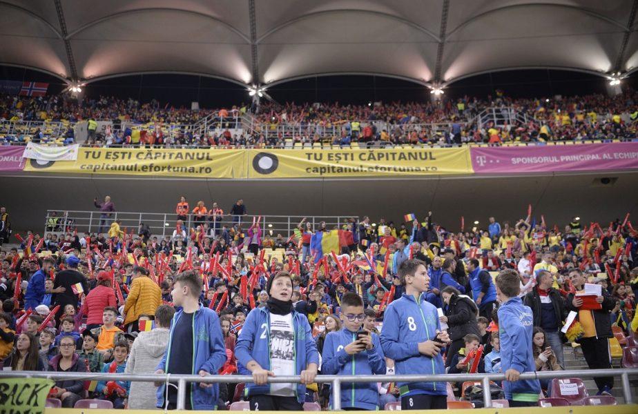 """Gică Popescu a făcut anunţul momentului! Arena Naţională ar putea fi pe jumătate plină la EURO 2020: """"Prezenţa suporterilor este una vitală!"""""""