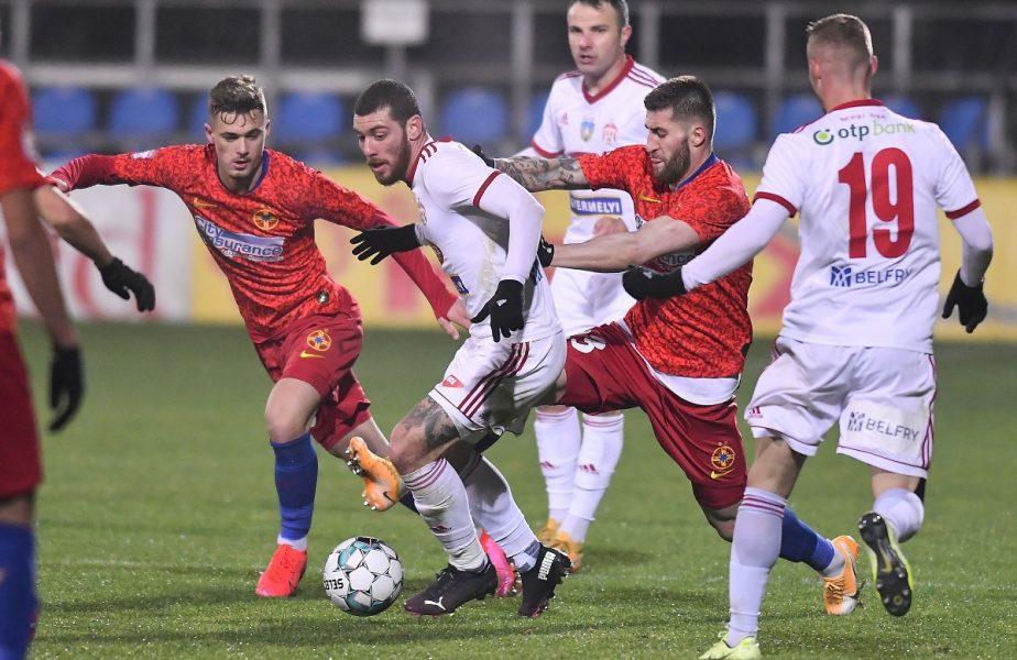 FCSB – Sepsi 1-2 | Jucătorii lui Toni Petrea au gafat şi nu s-au putut distanţa de CFR Cluj. Golul superb al lui Octavian Popescu nu a mai contat! S-a încins lupta la titlu!