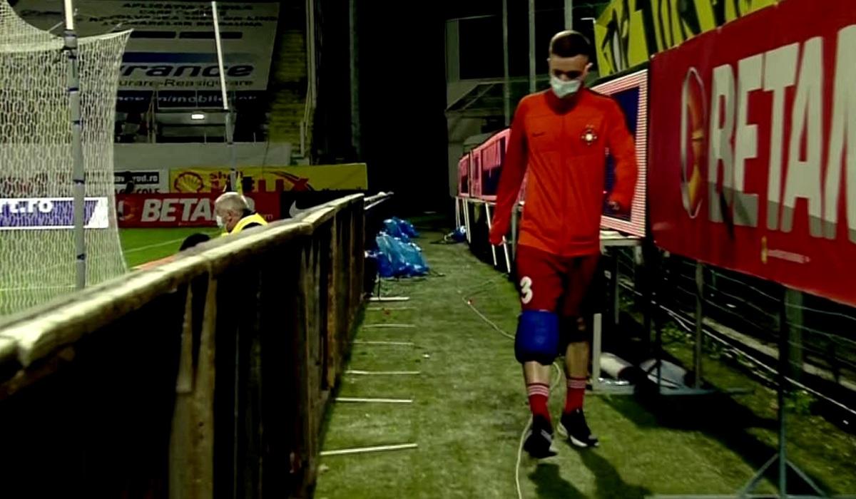 FCSB – Sepsi | Încă o pierdere pentru Toni Petrea! Jucătorul care riscă să piardă derby-urile cu Universitatea Craiova şi CFR Cluj