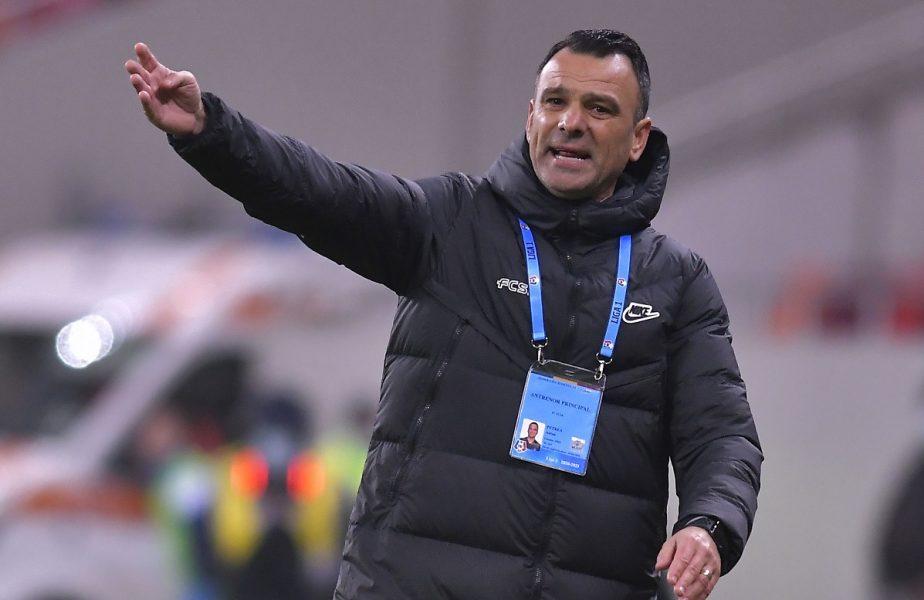"""FCSB – Sepsi 1-2   Toni Petrea şi-a pus mâinile în cap! Are mari probleme înaintea derby-urilor cu Craiova şi CFR: """"Vom aduce jucători de la echipa a doua!"""". Cum arată clasamentul"""