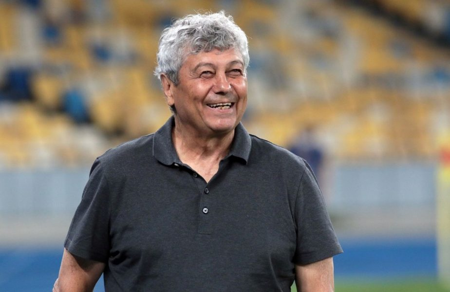 Viitorul lui Mircea Lucescu a fost decis după ce Dinamo Kiev a câştigat titlul în Ucraina. Ce se întâmplă cu antrenorul de 75 de ani!
