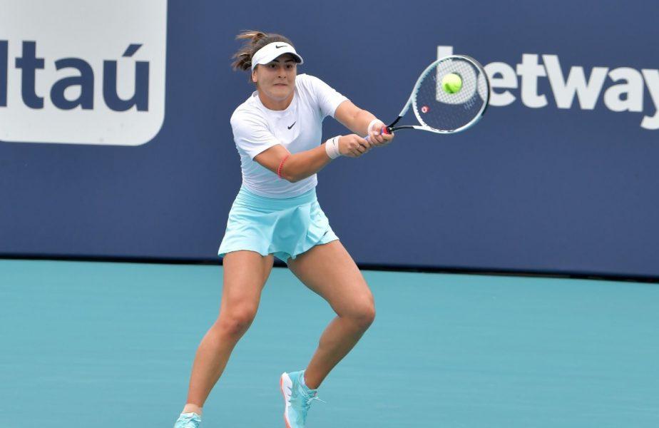 Bianca Andreescu, depistată pozitiv cu Covid-19, înainte de turneul lui Ion Ţiriac. Primele detalii oferite de finalista de la Miami