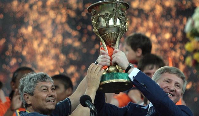 Reacţia lui Rinat Ahmetov după ce Mircea Lucescu a câştigat titlul cu rivala Dinamo Kiev. Ce i-a transmis lui Igor Surkis