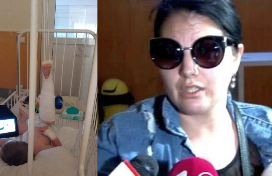 """Suferinţa educatoarei care a agresat un copil într-o creşă din Timişoara şi i-a provocat fractură de femur. """"Plătim daunele în rate, că nu avem de unde"""""""
