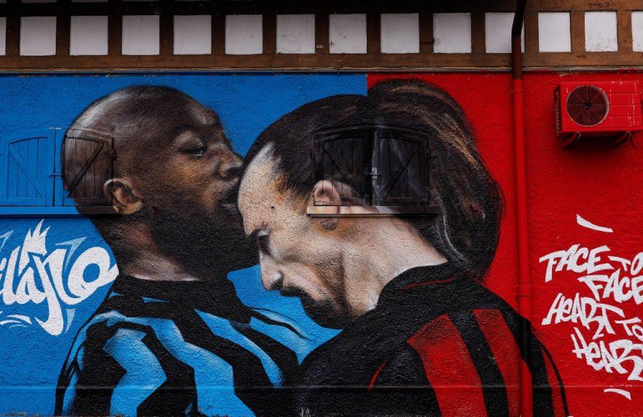 Romelu Lukaku şi Zlatan Ibrahimovic, pedepsiţi în Italia după incidentul celebru din Cupă