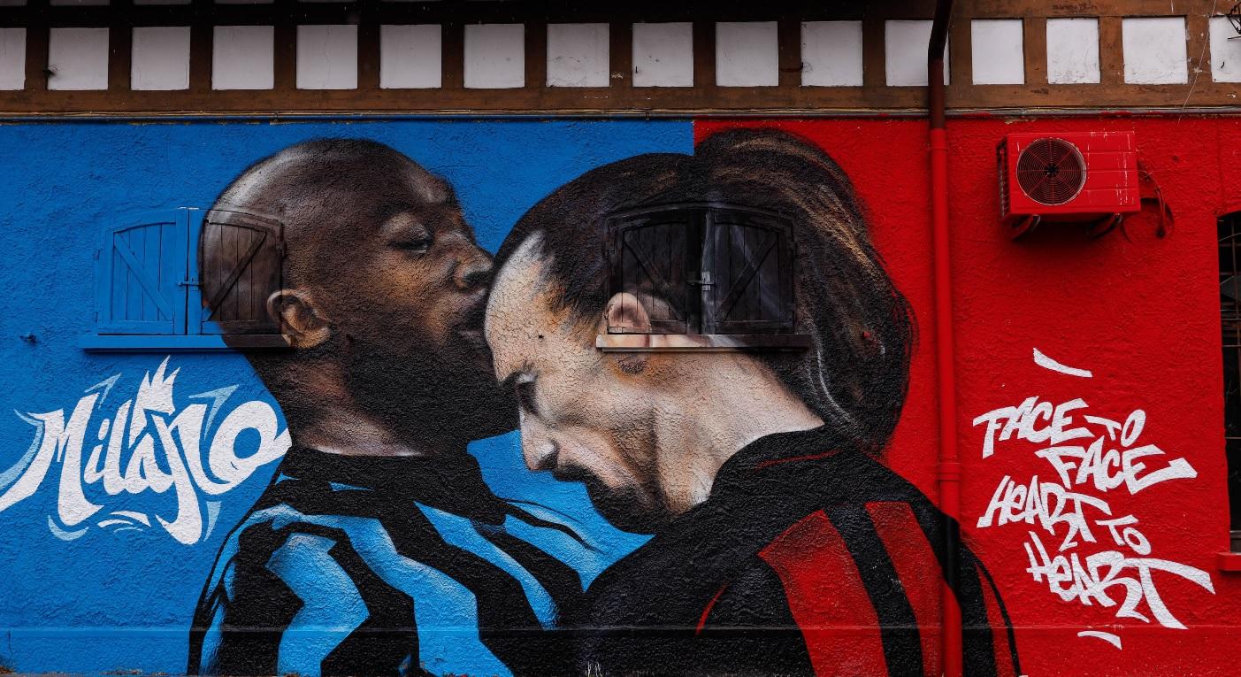 Romelu Lukaku, scandal cu Zlatan Ibrahimovic
