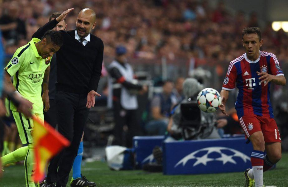 """Pep Guardiola e fanul lui Neymar! Cum i-a lăsat brazilianul cu gura căscată pe jucătorii Barcelonei. """"`Dumnezeule, ce jucător!` Dacă nu pleca de la Barça, mai lua 3 trofee Champions League"""""""