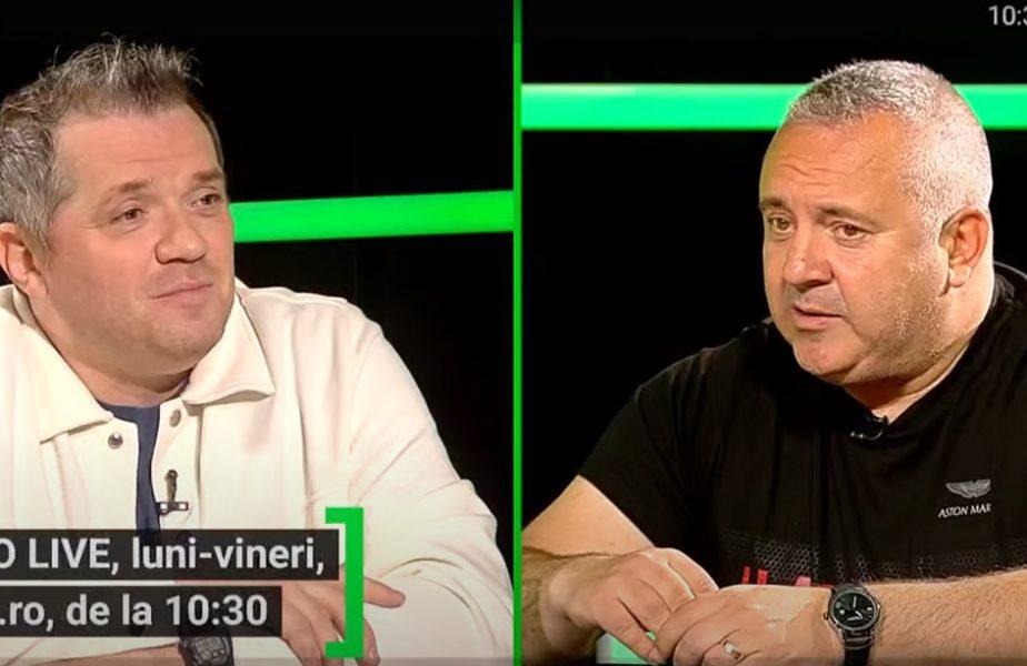 """EXCLUSIV AS.ro LIVE   """"Unchiul meu a fost o legendă a Rapidului!"""" Cum s-a speriat Mihai Iosif de Rică Răducanu şi de ce a debutat cu ghete bătute în cuie"""