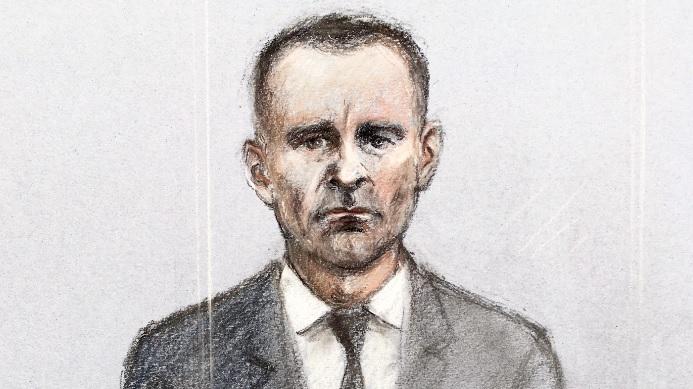 Ryan Giggs, la tribunal