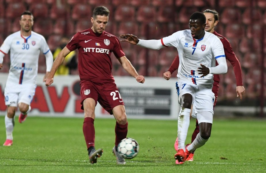 """CFR Cluj – FC Botoşani 2-0. Ardelenii, lideri în Liga 1 după o """"dublă"""" de senzaţie a lui Sigurjonsson! Scandal la finalul meciului. Cum arată clasamentul"""