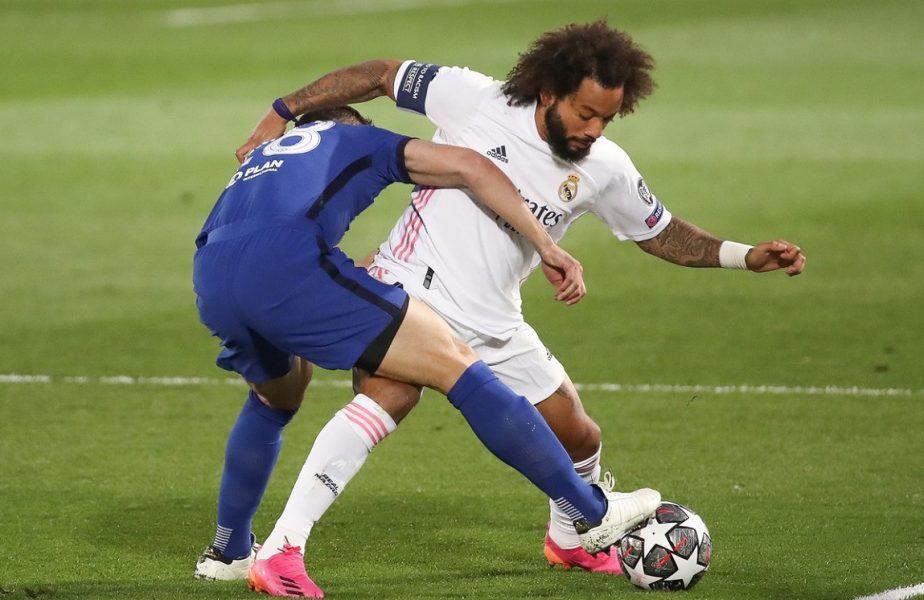 Marcelo riscă să rateze returul cu Chelsea dintr-un motiv incredibil. Probleme neaşteptate pentru Real Madrid!