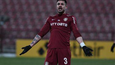 Lovitură uriașă pentru Dan Petrescu! Andrei Burcă, aproape de plecarea de la CFR Cluj. Câți bani încasează ardelenii