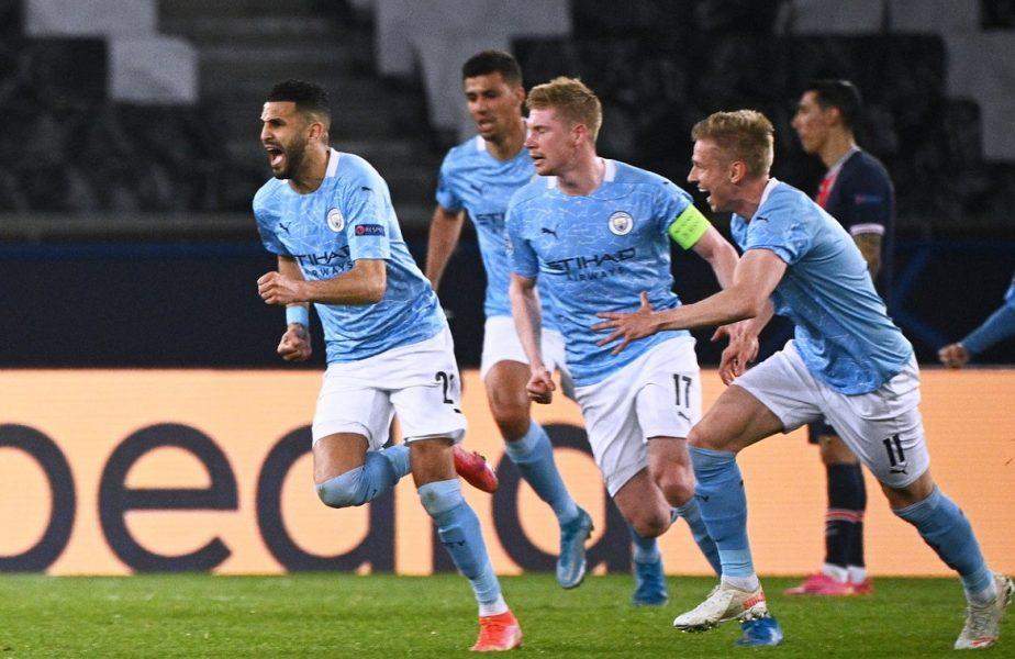 PSG – Manchester City 1-2 | Kevin De Bruyne a centrat şi a marcat! Navas a încasat un gol de cascadorii râsului