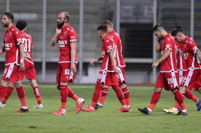 Dinamo, Liga 1